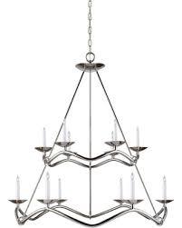 Visual Comforts Lighting Bargains On Visual Comfort Lighting Studio Choros 12 Light Chandelier