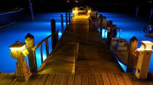 led loading dock lights led boat dock lights for nighttime illumination venator lures