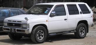 nissan terrano 1999 nissan motor indonesia