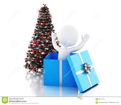 paper 3d christmas tree