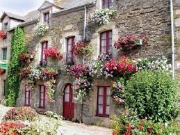 French Country House Typical French Village House Stock Photo French Pinterest