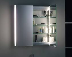Bathroom Mirror Cabinet With Lights Some Excellent Led Bathroom Mirrors With Shaver Socket Exles