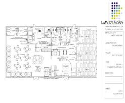 a bright yoga studio and juice cafe by lauren vancamp at coroflot com