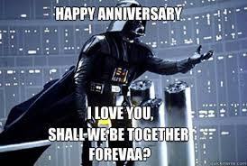 Anniversary Meme - funny anniversary wishes wishes greetings pictures wish guy