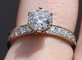 6 prong engagement ring what size is okay for 6 prong setting pictures of 6