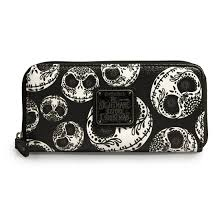 the nightmare before sugar skull wallet disney