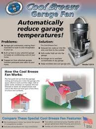 garage exhaust solar attic fan vent kit ventilation insulation