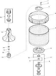 amana amana washer top loading parts model lwa80awplwa80aw