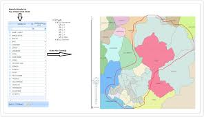 Thematic Map Definition How To Create Statistical Report How To Create Thematic Map