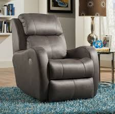 siri power rocker recliner with power headrest by southern motion