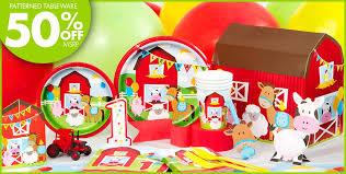 1st birthday party supplies farmhouse 1st birthday party supplies maddex turns 1