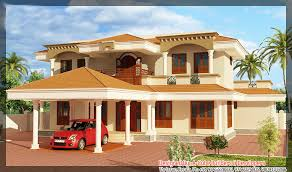 Amazing Awesome Dream Home Design Kerala Home Design And Floor - Dream home design
