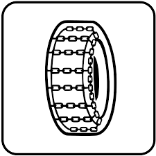 file italian traffic signs icona catene svg wikimedia commons