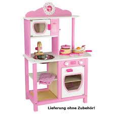 kinderk che holz rosa kinderküche spielküche holz rosa weiß prinzessin küche kinder