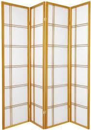 Large Room Divider Room Divider 4 Panels Large Square Design Naturalcolor Legacy Decor