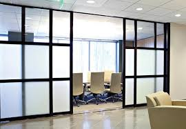 innovative office room divider office room dividers glass office