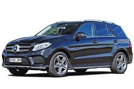 mercedes jeep 2016 matte black mercedes gle suv practicality u0026 boot space carbuyer