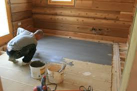 floor how to level wood subfloor home depot carpet specials