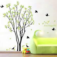 Berger Home Decor Aliexpress Com Buy Decals Decor Art Removable Huge Birds Sing On