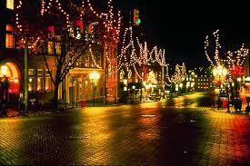old settlers park christmas lights christmas city usa bethlehem city and pennsylvania