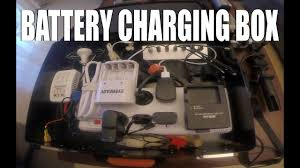 battery charging box youtube