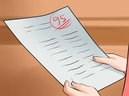 writing an english paper how to write an english assignment 10 steps with pictures