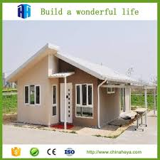 Low Cost Home Building Heya Superior Quality European Low Cost Steel Prefabricated