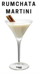 eggnog martini recipe rumchata martini recipe martinis holidays and beverage
