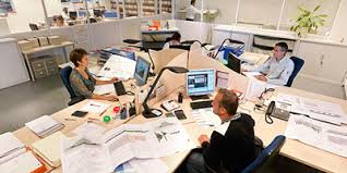 bureau d survey department for all heating project