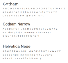 What Font Is Used For Memes - twitter quietly changes its font from helvetica neue to gotham