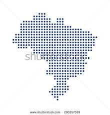 south america dot map 9 best maps brazil peru chile and south america countries