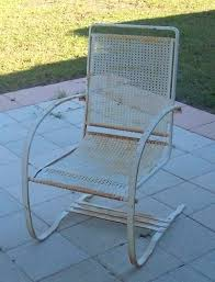 Patio Rocking Chairs Metal Patio Rocking Chairs Metal Vintage Metal Outdoor Rocking Chairs