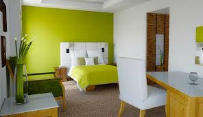Green And White Bedroom Decorating Ideas  Best Green And White - Green bedroom design ideas