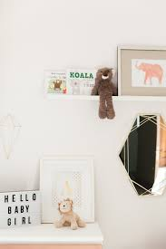 Nursery Decor Blog by My Lovely Baby Nursery Tour Bloved Blog