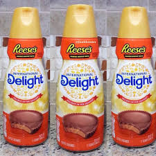 reese u0027s international delight coffee creamer is here simplemost