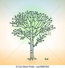 digital tree 262x300 png 262 300