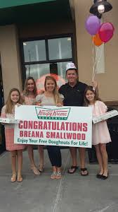 nc state student wins free krispy kreme doughnuts for life