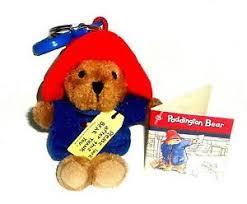 classic paddington bear keychain ebay