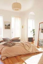 No Bed Frame Decorating Tips For A Minimalist Bedroom With Havenly Minimal