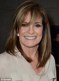 linda vanserpump hair linda gray is still stunning at 71 as she promotes dallas reboot