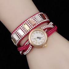 pink bracelet watches images 2016novelty hot pink girl fancy gift casual hand accessories for jpg