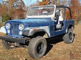 1982 jeep jamboree cj3b