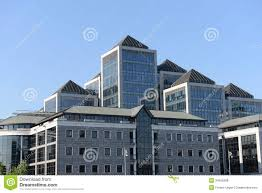 modern buildings dublin royalty free stock images image 34555289