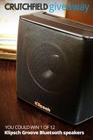 Crutchfield Audio Equipment Klipsch Groove Wireless Speaker Review Speakers Bluetooth