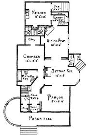 Second Empire Floor Plans Edwardian Floor Plan 1st Floor 1905 Click Through For The