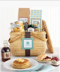 breakfast baskets diy gift basket ideas breakfast brunch basket click pic for