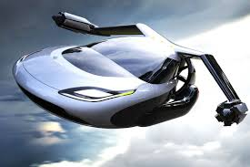 just a car for the volvo s parent company just bought a flying car startup the verge