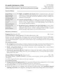 Cfo Resume Template Sample Cfo Resume Page 1 Resume Examples Pinterest Resume