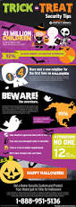 halloween safety tips for kids and family infographic visual ly