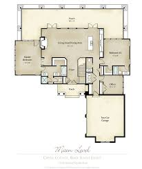 House Plans For View House Mitch Ginn Lake House Plan For Russell Lands At Lake Martin